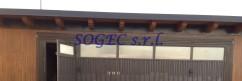 tamponatura tettoia in legno