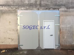 capannone agricolo SOGEC SRL