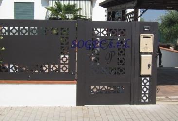 Recinzioni personalizzate SOGEC SRL